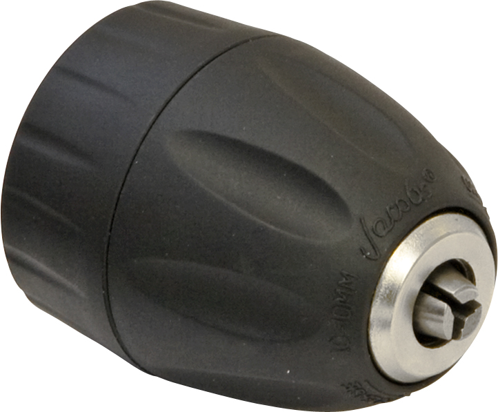 "JACOBS KEYLESS DRILL CHUCK 3/8"" x 24 (1.5MM-10MM CAPACITY)"