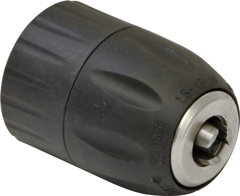 "JACOBS KEYLESS DRILL CHUCK 1/2"" x 20 (2MM-13MM CAPACITY)"