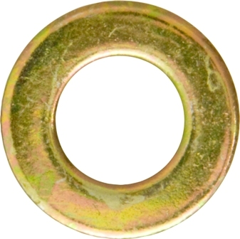 M12 x 24MM FLAT WASHERS (250) FORM A METRIC