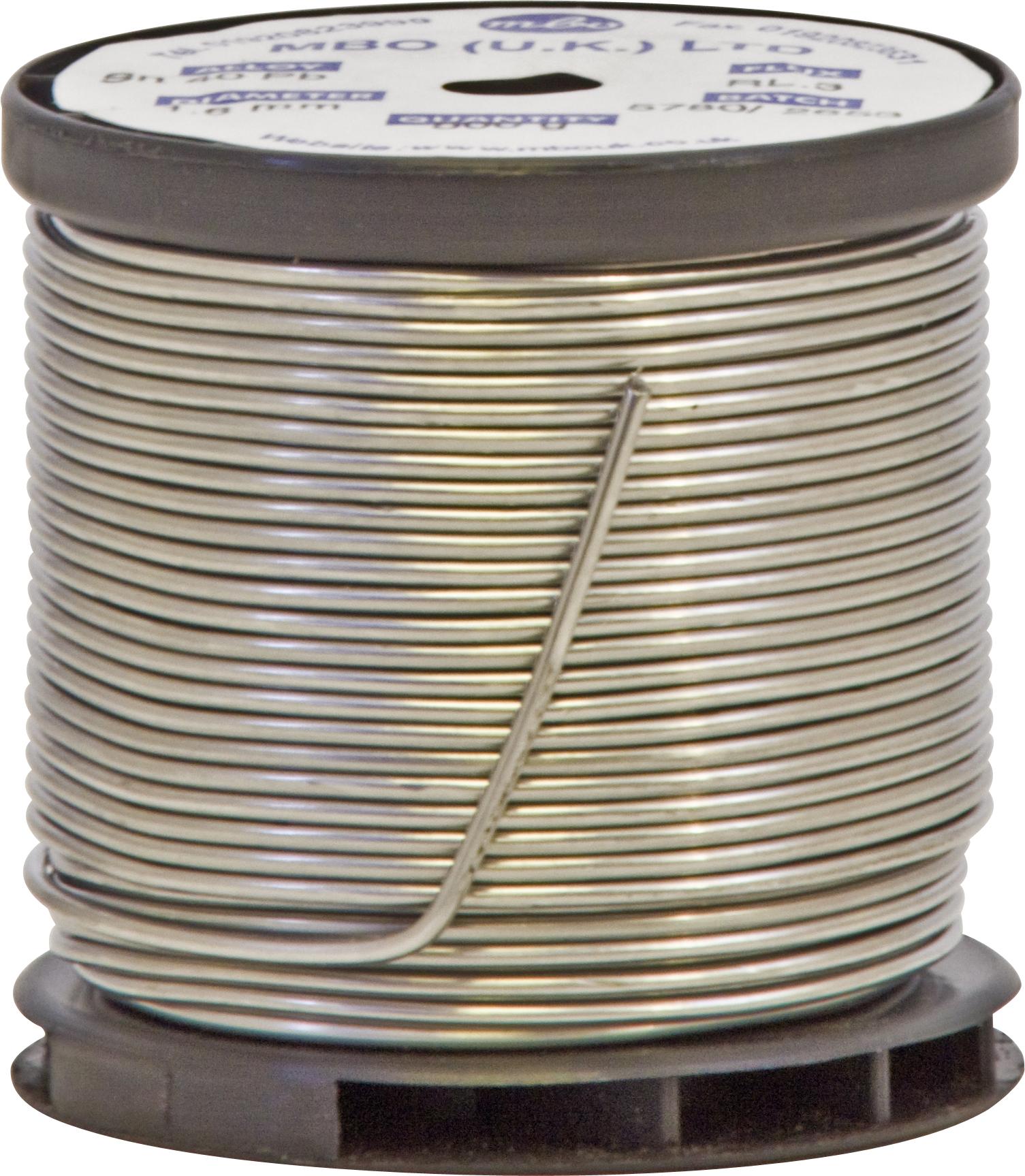 Solder Wire 16mm 16 Swg 05kg Coil General Purpose Soldering So2