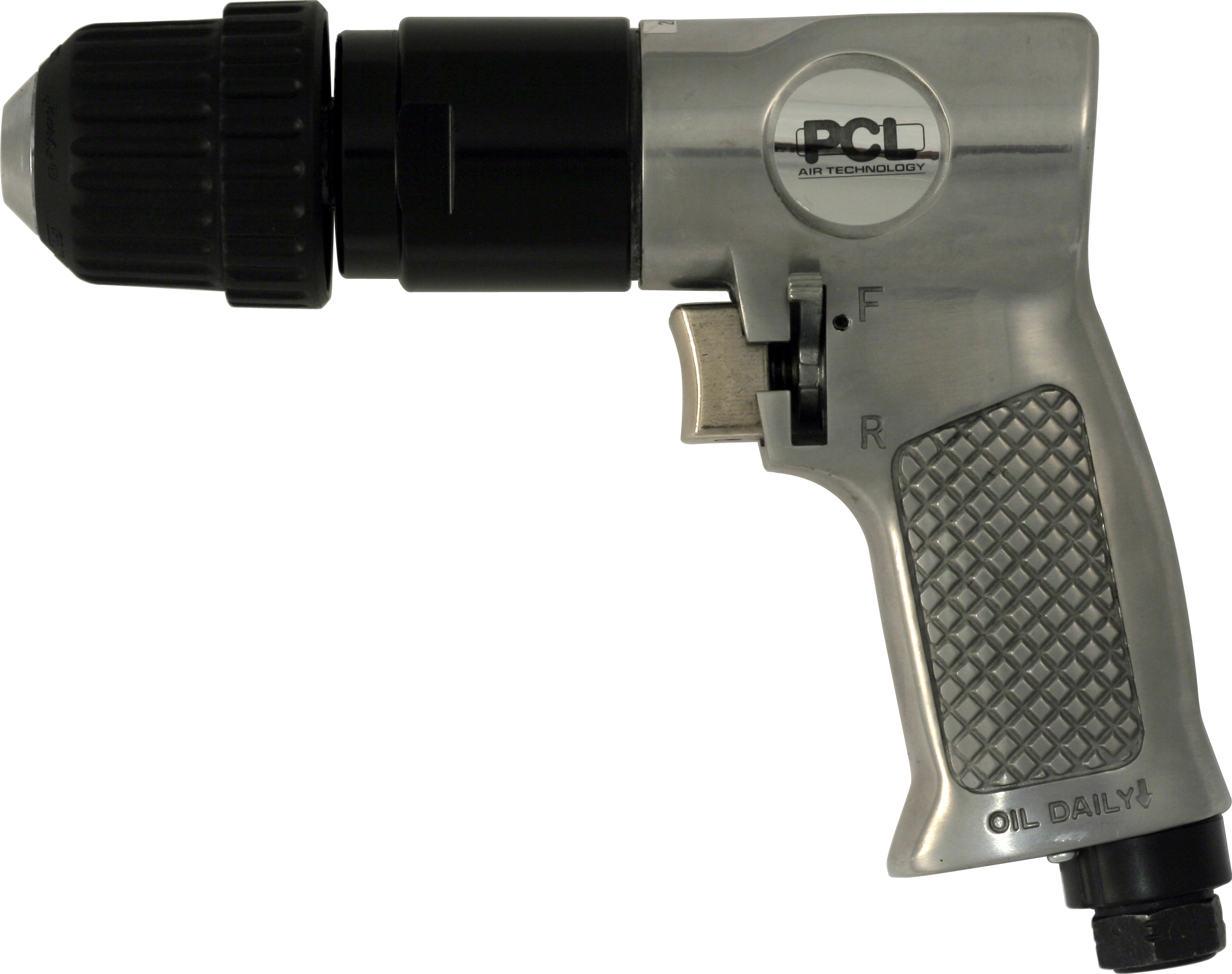 "PCL 10MM (3/8"") PNEUMATIC REVERSIBLE DRILL"