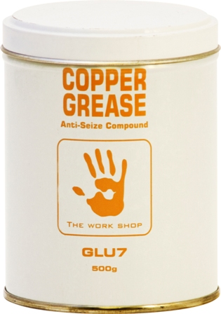 COPPER GREASE 500G TIN