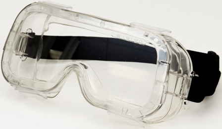 SAFETY GOGGLES - WIDE VISION (1)
