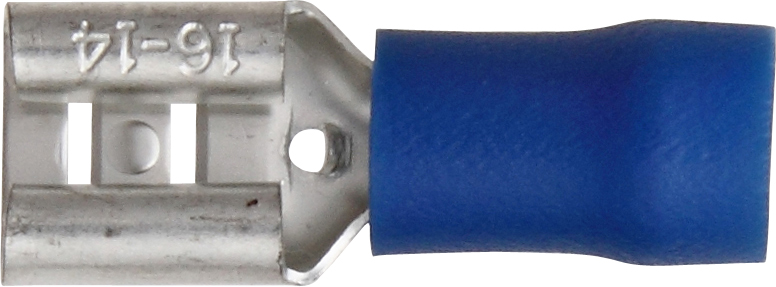 BLUE INSULATED TERMINALS